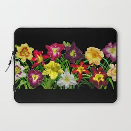 Display of daylilies I Laptop Sleeve