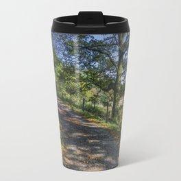 Autumn Countryside Travel Mug