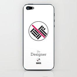 The Designer iPhone Skin
