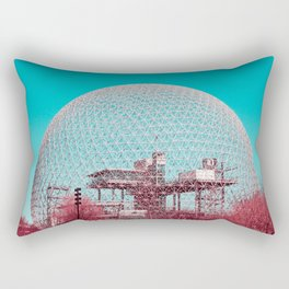 Surreal Montreal 6 Rectangular Pillow
