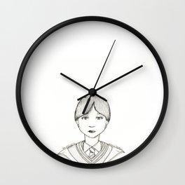 Ron Weasley Wall Clock
