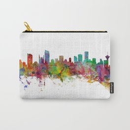 Vancouver Canada Skyline Carry-All Pouch