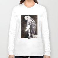 okami Long Sleeve T-shirts featuring Okami by Rōō Hattori