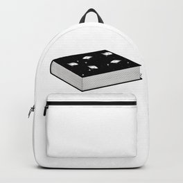 The stars are the food of dreams Backpack
