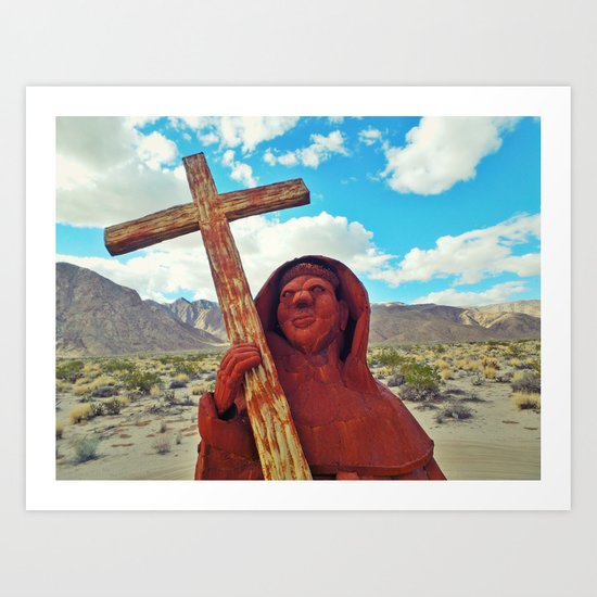 Missionary Art Print