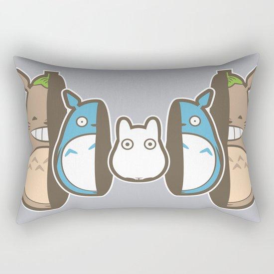 Totodoll Rectangular Pillow
