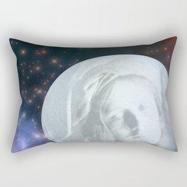 Tristesses de la lune Rectangular Pillow