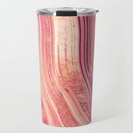 Tribeca Rose Geode Travel Mug