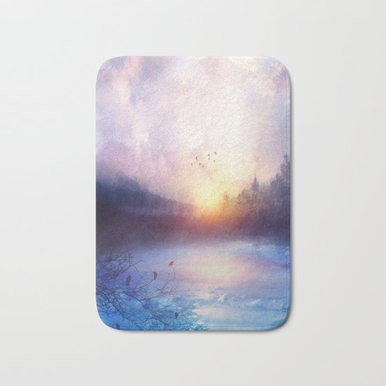 Wish You Were Here (Chapter IV) Bath Mat