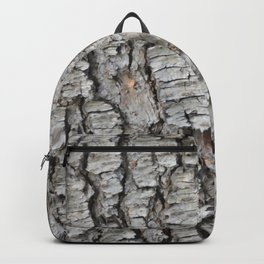 TEXTURES -- Spruce Bark Backpack