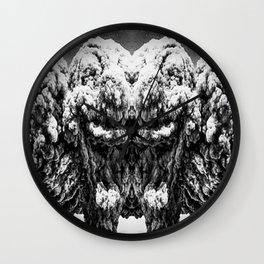 Wicked Clown Wall Clock