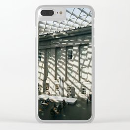 National Portrait Gallery Clear iPhone Case