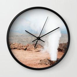 Bajo presión Wall Clock