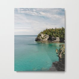 Bruce Peninsula in October Metal Print