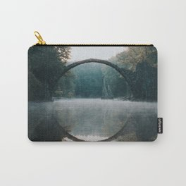 The Devil's Bridge - Landscape and Nature Photography Carry-All Pouch