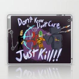 Surviving the Downpour Laptop & iPad Skin