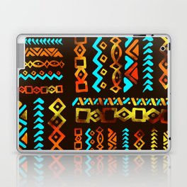 Bold Ethnic pattern n.5 Laptop & iPad Skin