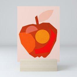 Abstraction_APPLE Mini Art Print
