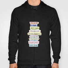 You've Got Mail- Childhood Reading Quote Hoody
