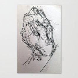 Sketchbook 3  Canvas Print