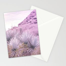 Prickly in Pink III Stationery Cards
