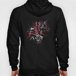 Dead Bloody Ninja Hoody