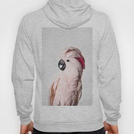 Pink Cockatoo Hoody