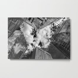 Views of New York. Metal Print