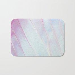 Abstract Pastel Painting Bath Mat