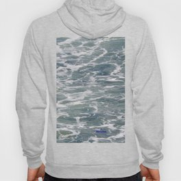 TEXTURES -- Ferry Wake in Puget Sound Hoody