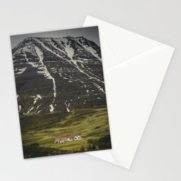 Sleepy Town of One Stationery Cards