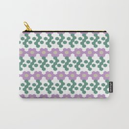 Fun with hexagons - Flower edition Carry-All Pouch