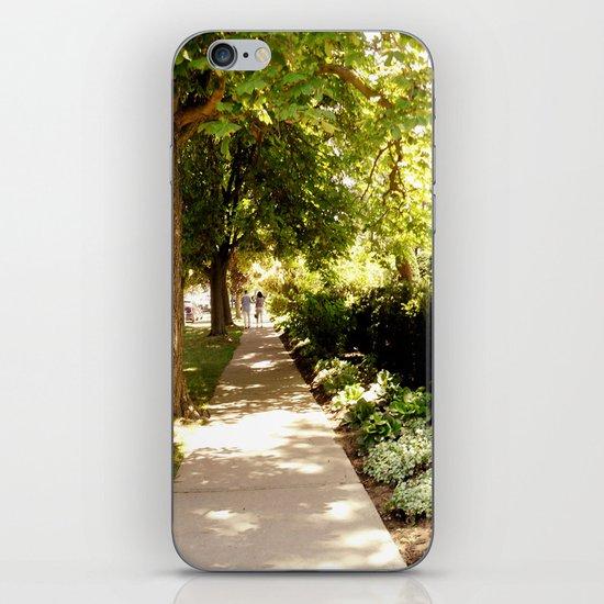 Stroll iPhone & iPod Skin