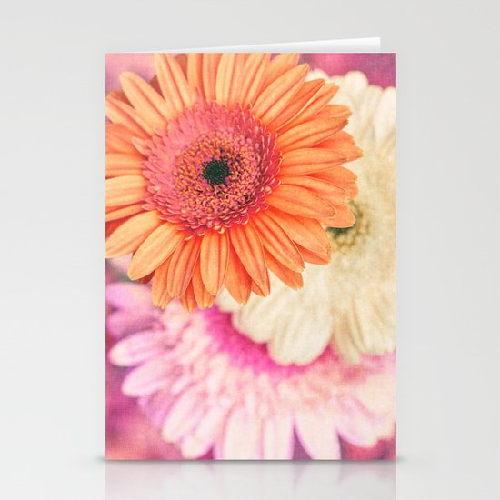 Sweet Daisy Sorbet Stationery Cards