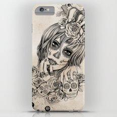 Sugar Skull Queen iPhone 6s Plus Slim Case
