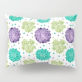 The Succulents Pillow Sham