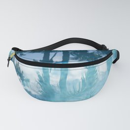 Pool and Palms Fanny Pack