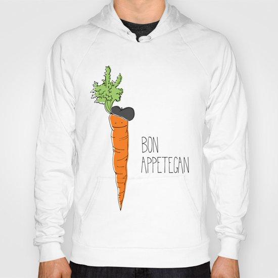 Bon Appetegan - Vegan Cooking Hoody