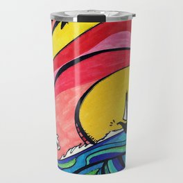 Tomorrowland Travel Mug
