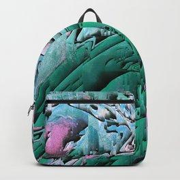 Glitch Dripped Backpack