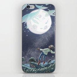 Le chant des baleines iPhone Skin
