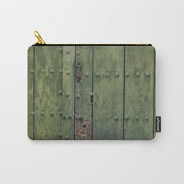 Green Door Carry-All Pouch