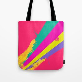 crococolors Tote Bag