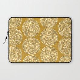 Beech in Gold Laptop Sleeve