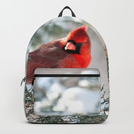 Remembering.... (Northern Cardinals) Backpack