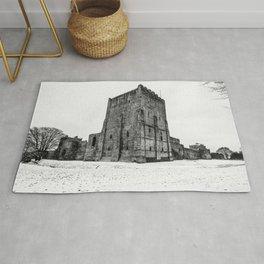 Portchester Castle. Rug