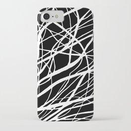Tumble 2 Black iPhone Case