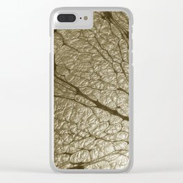 ChampagneCola Clear iPhone Case