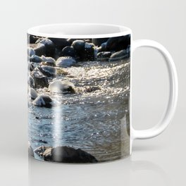 Mississippi Headwaters in December Coffee Mug