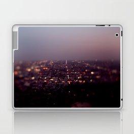 Angel City Lights, L.A. at Night (No. 2) Laptop & iPad Skin